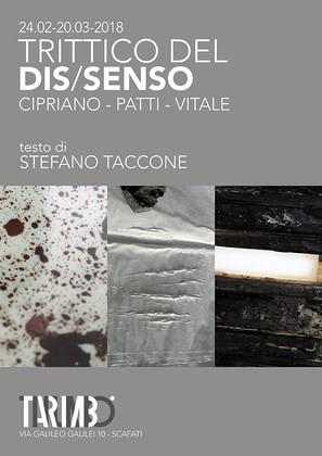 TRITTICO DEL DIS/SENSO
