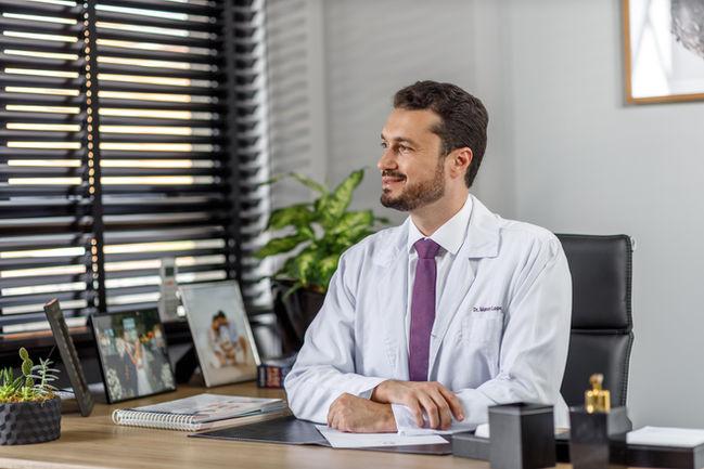 Dr. Marco Lopes - Médico