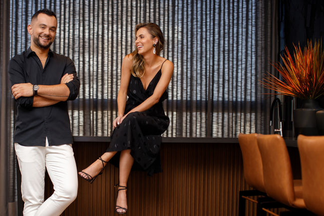 Monique e Felipe - Arquitetos