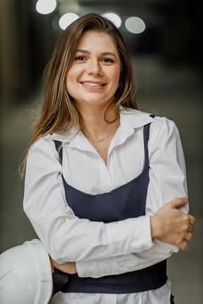 Brenda Zanoti - Engenheira
