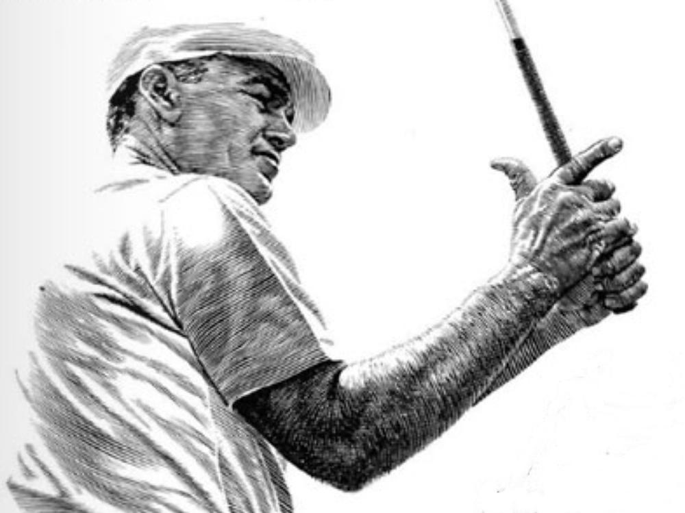 "Ref: Ben Hogan's ""5 Lessons: The Modern Fundamentals of Golf"""