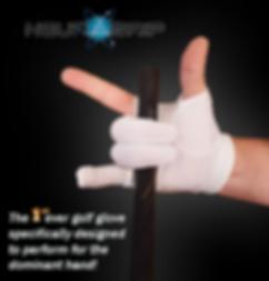Neurogrip Golf Glove, golf glove for dominant hand