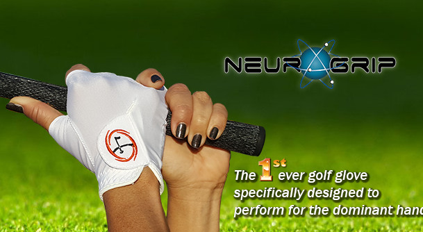 Top 5 benefits of using a golf glove, even more with a Neurogrip glove.