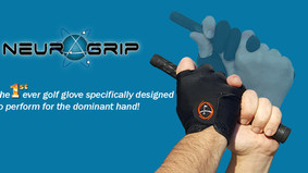 Why don't golfers wear a glove on the dominant hand?