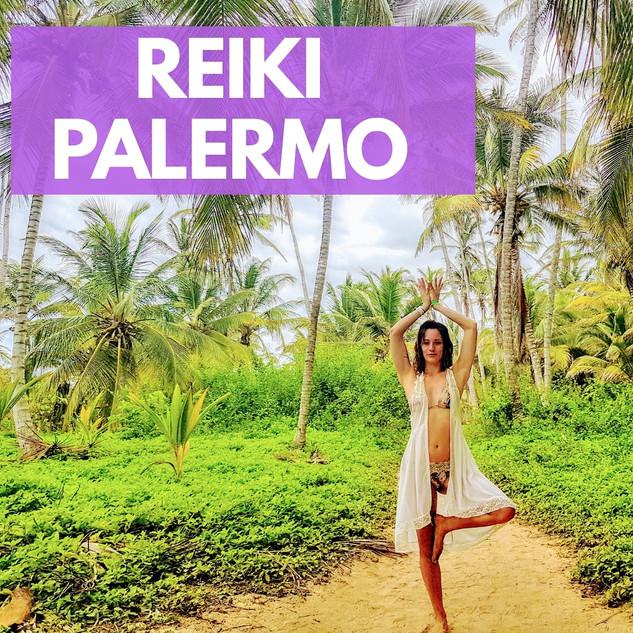 Reiki Palermo