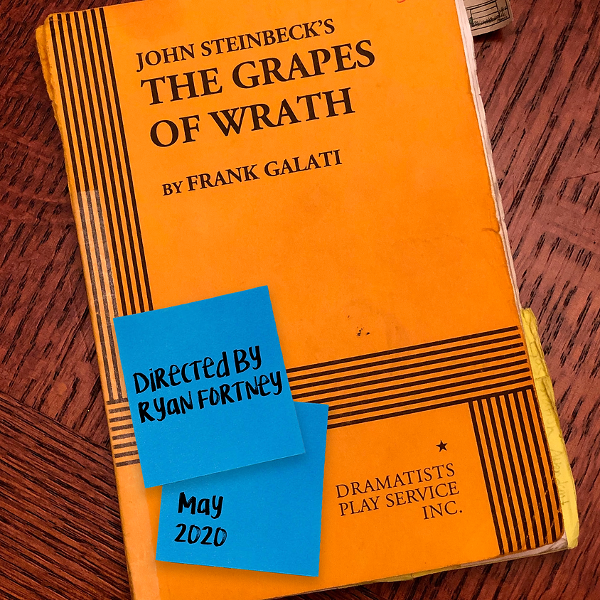 John Steinbeck's The Grapes of Wrath by Frank Galati