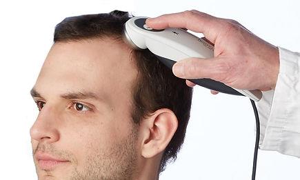 Kompiuterinis plauku tyrimas