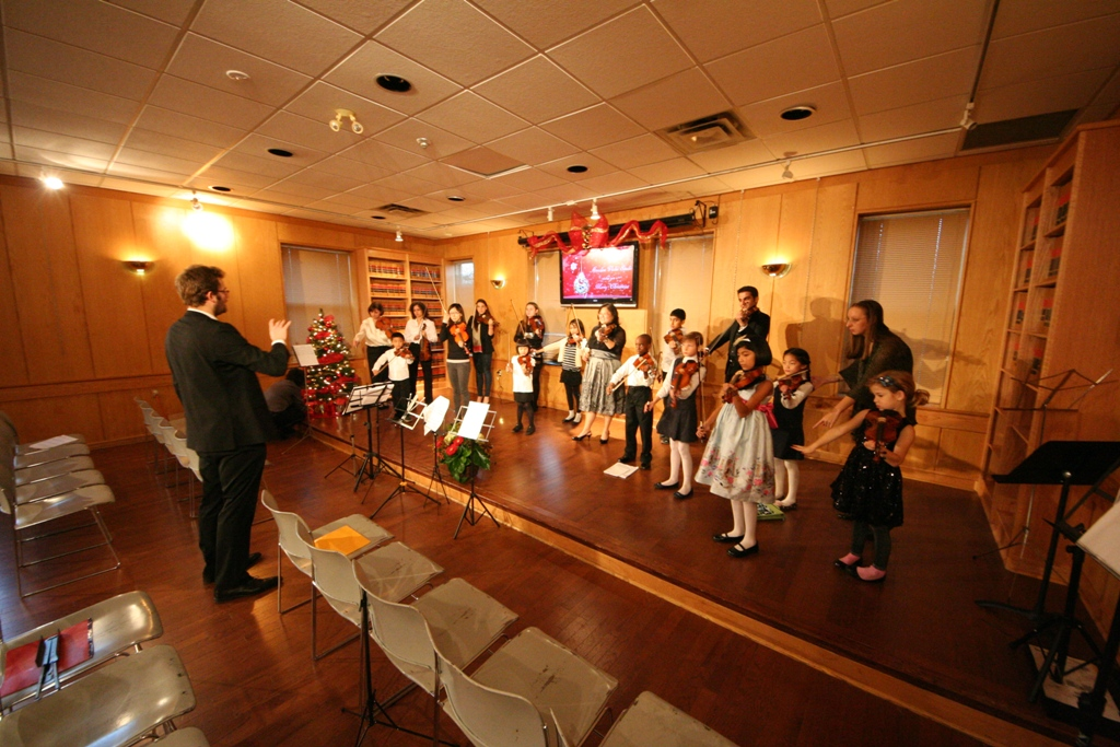 GTA Strings - The Christmas Concert - Dec-2012 012