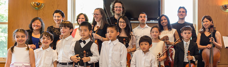 GTA Strings Student Orchestra Concert