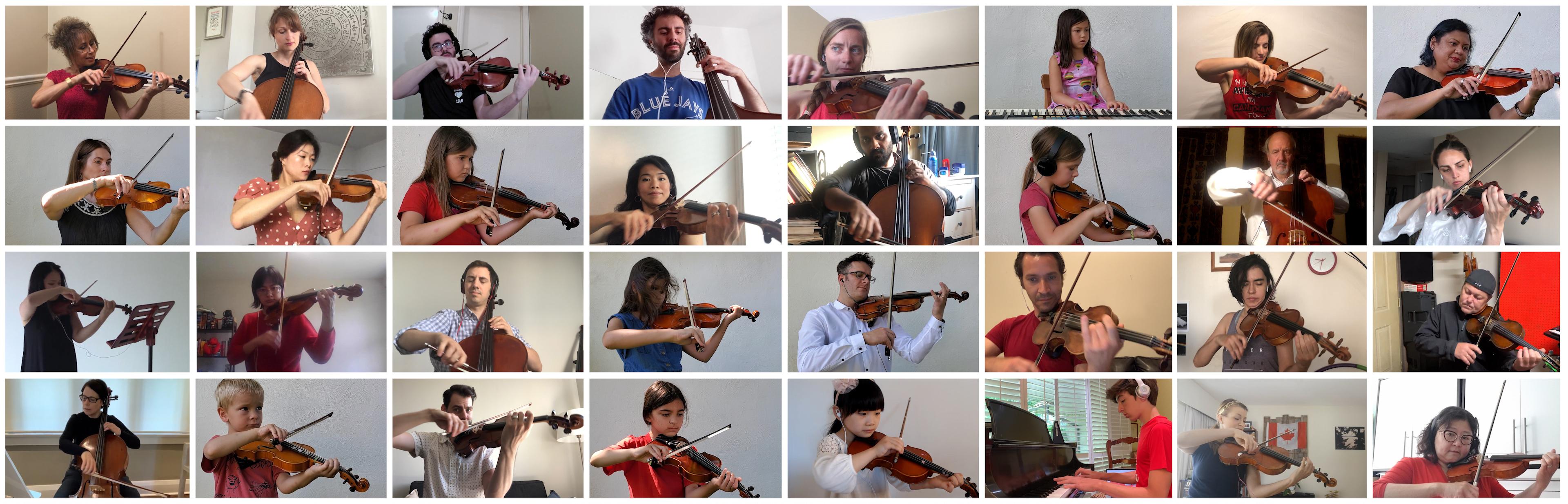 O Canada Project GTA Strings WEBSITE 2
