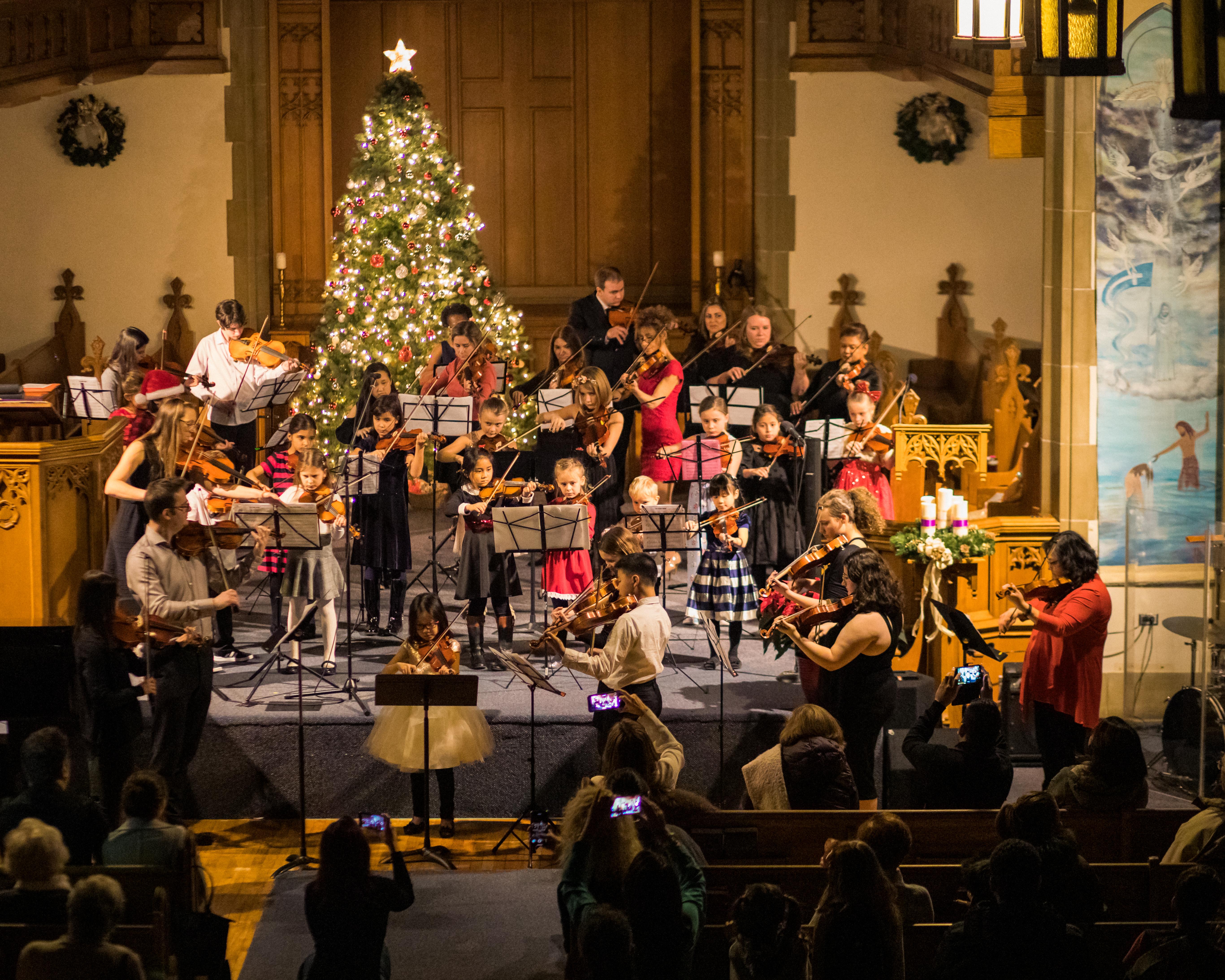 Christmas Concert 20194-8
