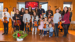 GTA Strings Christmas concert 2016