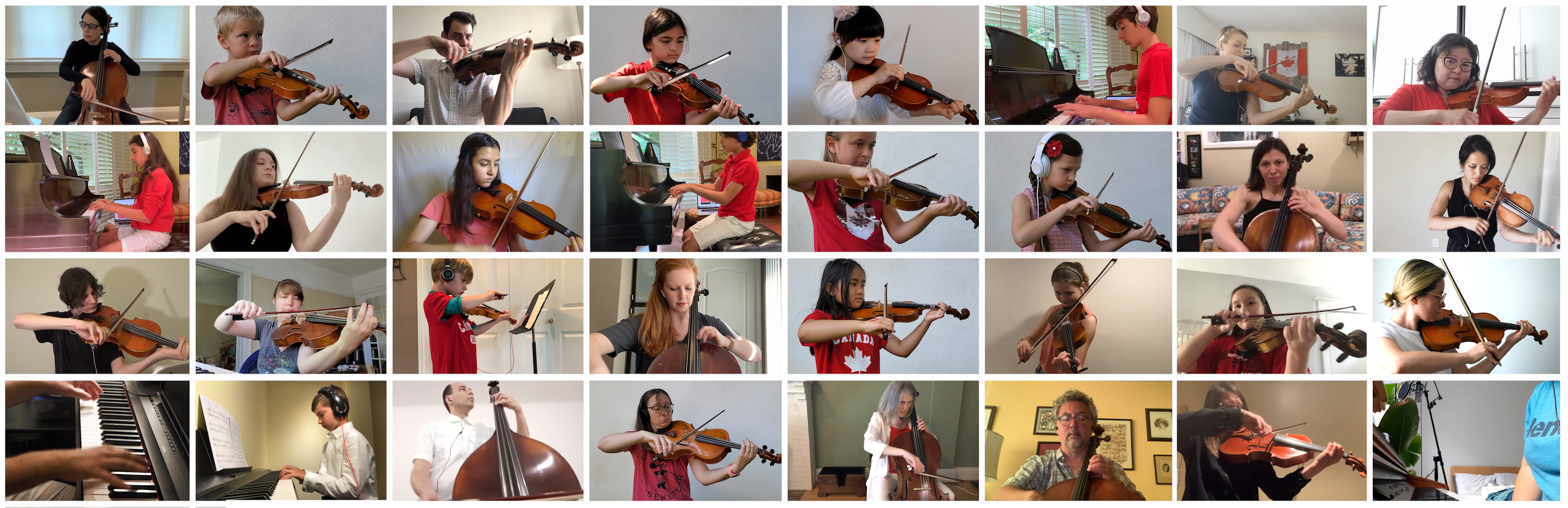 O Canada Project GTA Strings WEBSITE 1