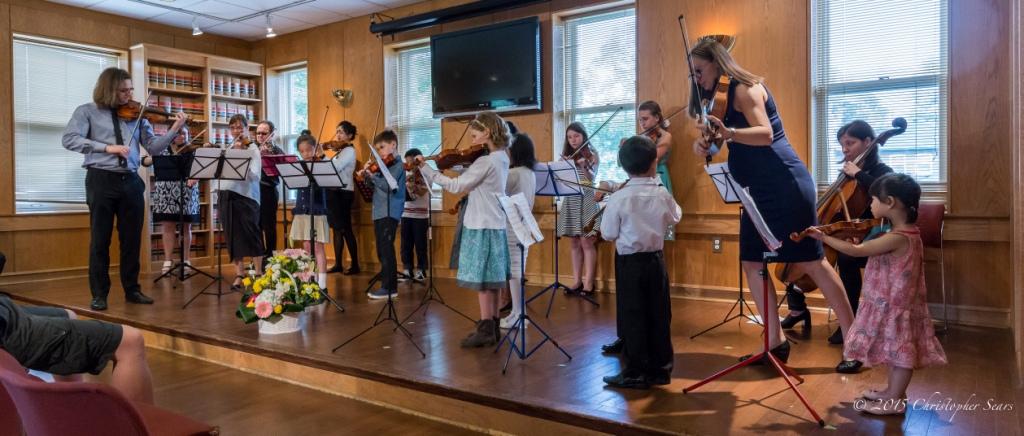 Amadeus Violin Orchestra