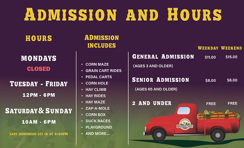 Admission and hours sign.png