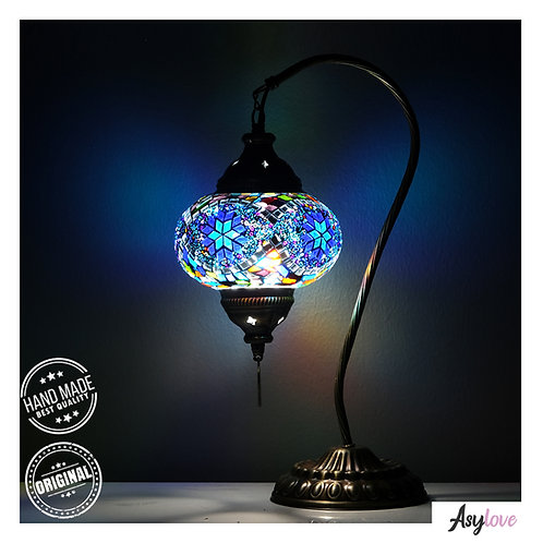 Mosaic Lamp, Turkish lamp, Turkish Desk Lamp, New Products,Free Shipping