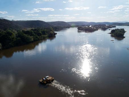 Água do rio Doce pode ser consumida sem riscos após tratada
