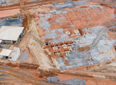 Paracatu de Baixo: infraestrutura em fase avançada