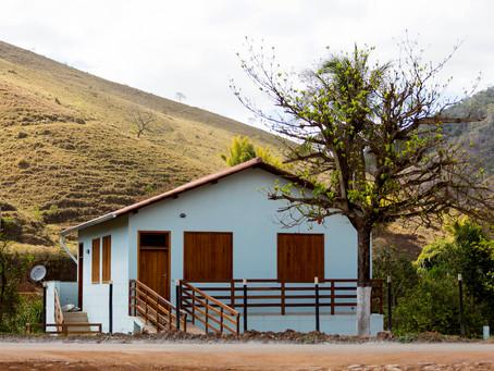 Reparação nas comunidades rurais de Mariana e Barra Longa