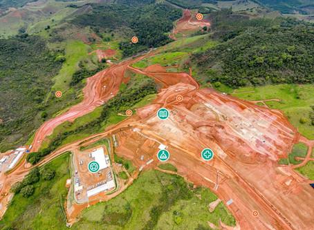 Plataforma virtual permite acompanhar a construção de Paracatu de Baixo