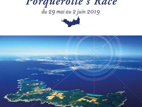 PORQUEROLLE'S RACE # Ile de Porquerolles # 29 mai - 2 juin 2019
