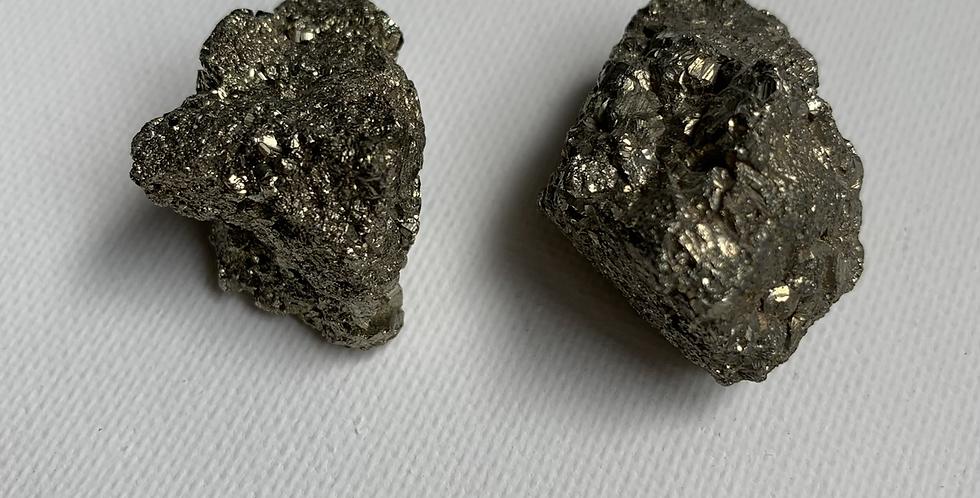 Pyrite - Set of 2