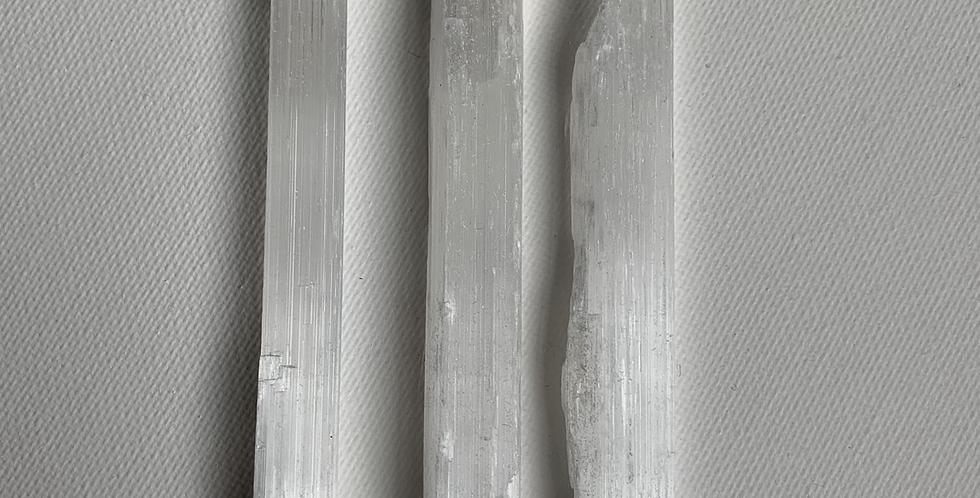 Selenite Wands