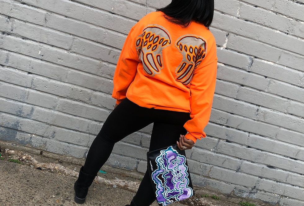 Orange Wing Crew