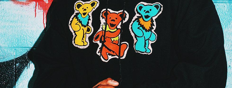 Dancing Bear Hoodie