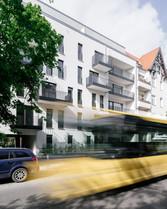 neubau florastraße, berlin