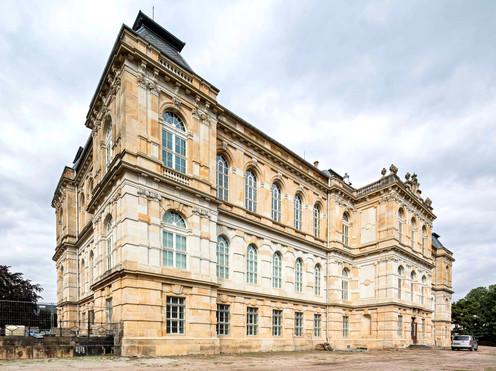 sanierung herzogliches museum, gotha