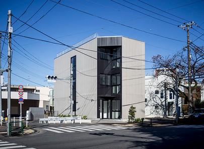 「哲学堂のオフィス」竣工