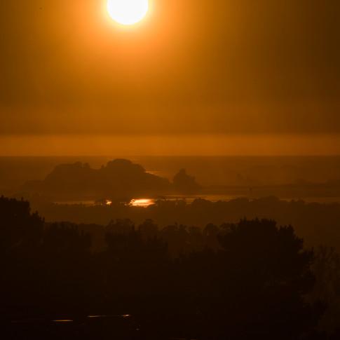 Puesta de Sol, desde mi balcon01 de juli