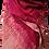 Thumbnail: Etole Voile de lin - Shibori - Fuchsia