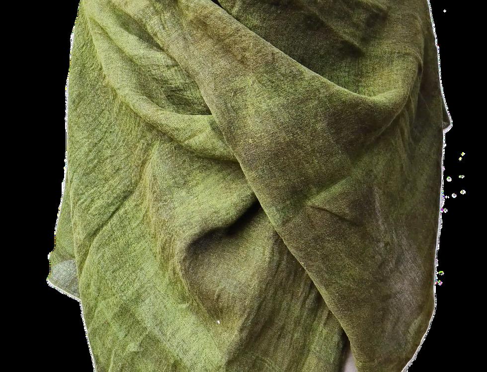 ETOLE voile de lin - Vert