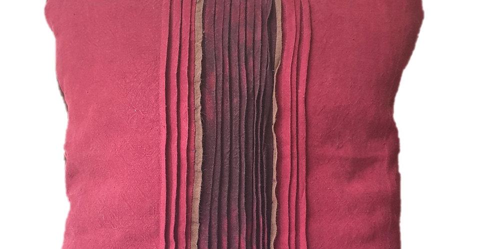 Coussin religieuse Fuchsia