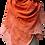 Thumbnail: Etole Voile de lin - Shibori - Brique/saumon