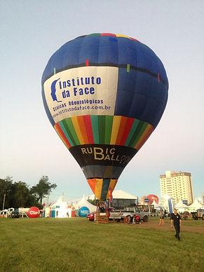 Balão com Faixa personalizada