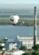 Balão para voo livre