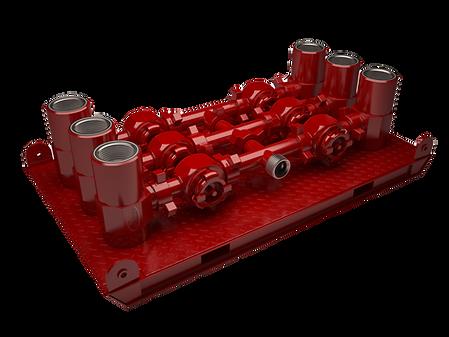 safety valve test stand