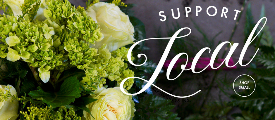 West & Witherspoon Florist | Supporting Local