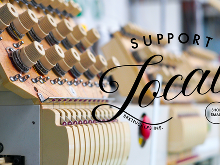 G&S Embroidery | Support Local Business