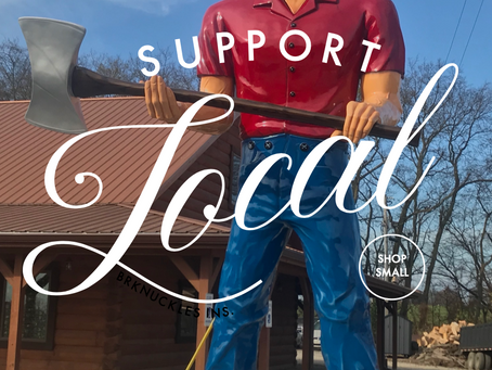 Tim Thompson | Supporting Local Creativity