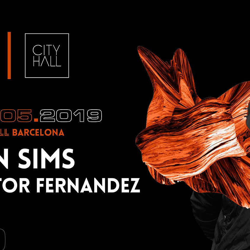 B Club: Ben Sims + Victor Fernandez