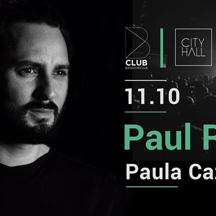 B Club: Paul Ritch + Paula Cazenave