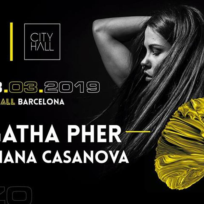 B Club: Agatha Pher - Viviana Casanova
