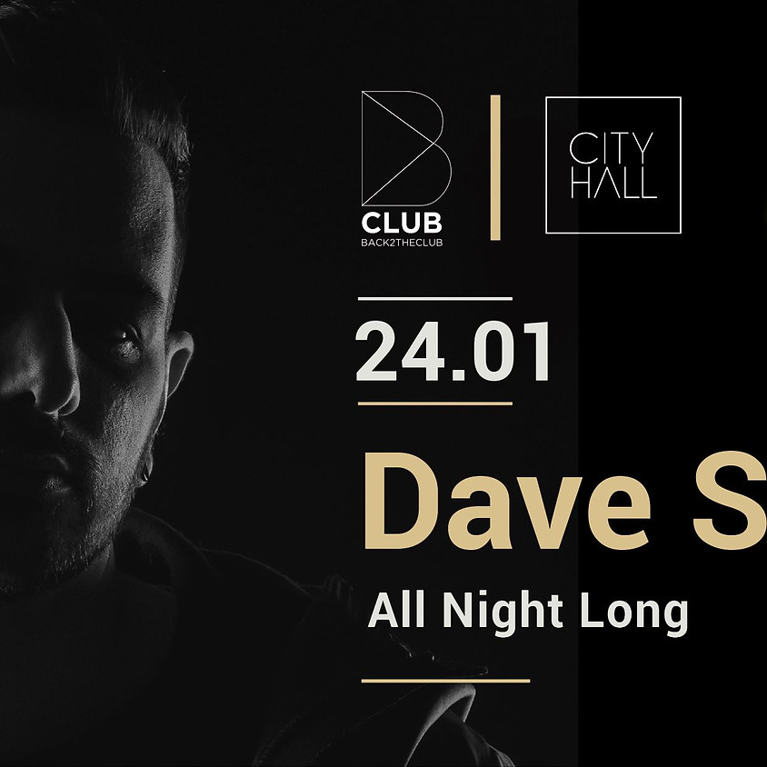 B Club presents Dave Sinner