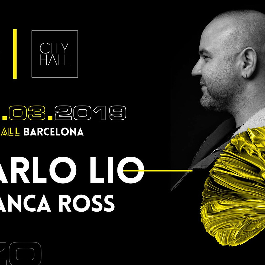 B Club: Carlo Lio + Blanca Ross