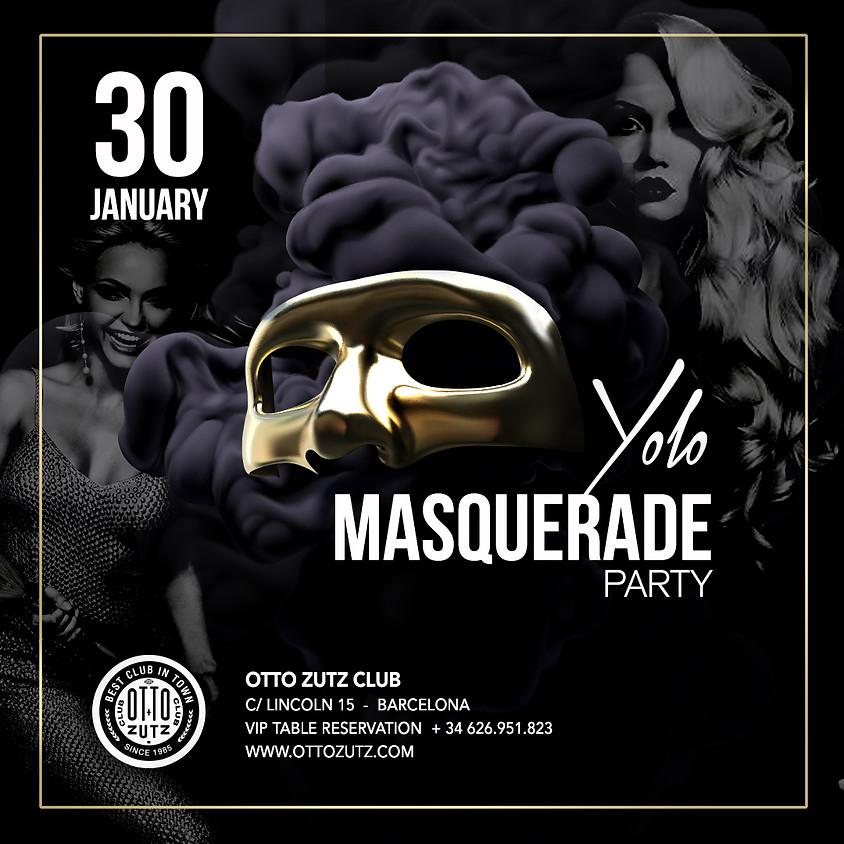 YOLO WEDNESDAY - MASQUERADE PARTY