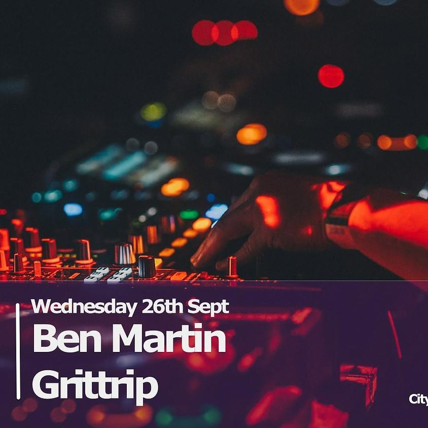 Modular w/ Ben Martin & Grittrip
